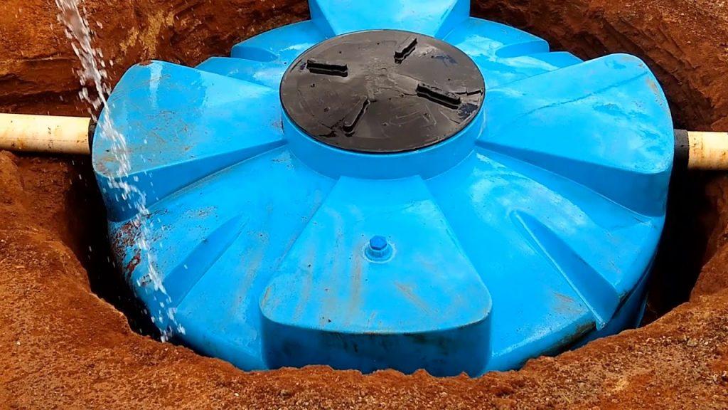 cisterna de pvc