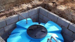 cisternas de pvc y concreto