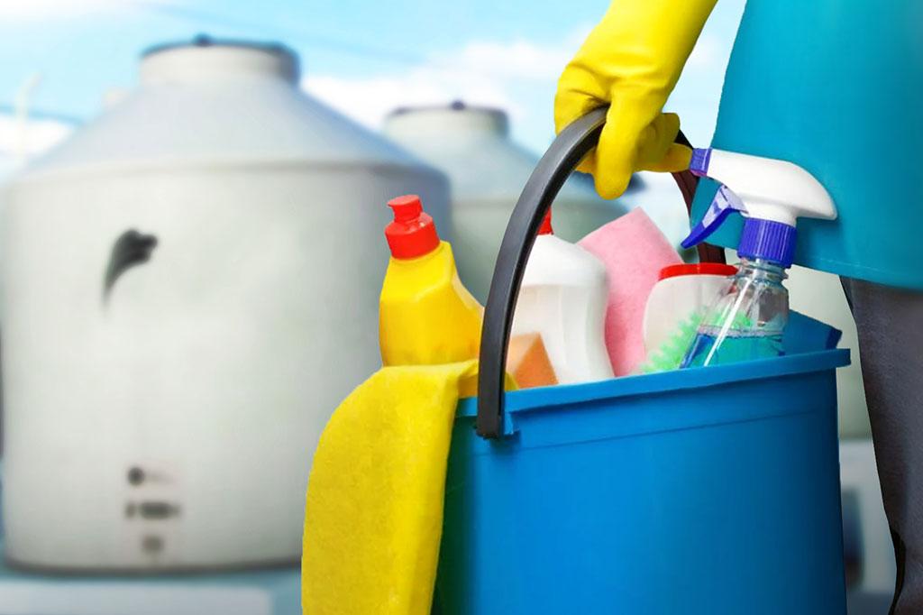 productos para lavar cisternas